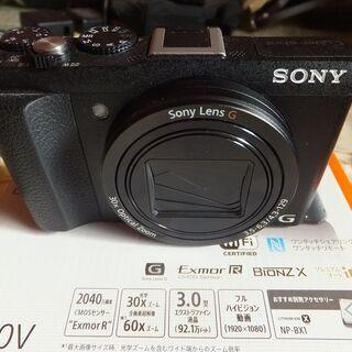 SONY  DSC-HX60V  2040万画素