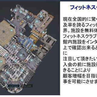 【成果型報酬】次世代3DVRを使いマーケティングに活かす! 宜野...