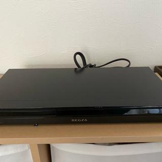 東芝 レグザ HDD&ブルーレイディスクプレイヤー