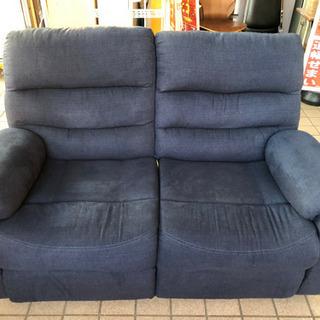 🔴値下げしました🔴🌸おすすめ🌸2人掛リクライニングソファー