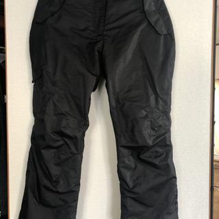スノーボード パンツ L 黒