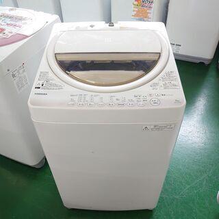 【愛品倶楽部 柏店】6.0kg 東芝 洗濯機 AW-6G2 20...