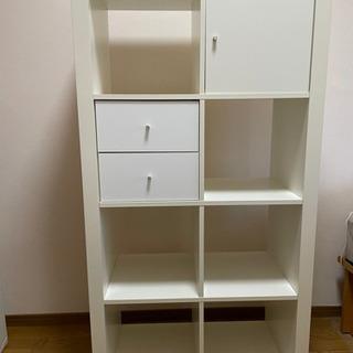 【IKEA シェルフユニット】1月31日手渡し限定