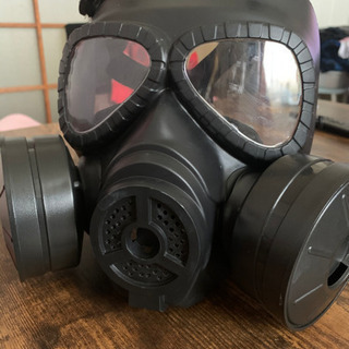 【ネット決済】ガスマスク