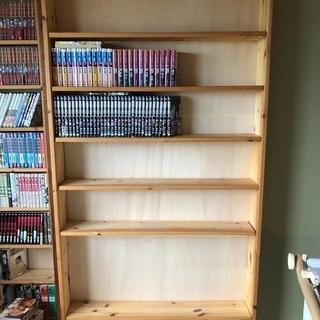 本棚 漫画 文庫