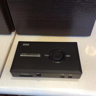 中古品 HDMIキャプチャー サンワサプライ 400-HEDI032