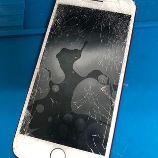 久々に投稿!!ジモティからのご来店!iPhone画面割れ修理のご...