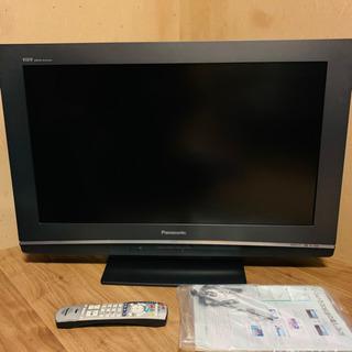 値下げ!パナソニック Panasonic ビエラ VIERA 32型 テレビの画像