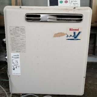【ネット決済】リンナイ湯沸器ネット決済不可