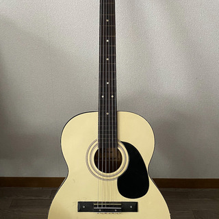 ☆弾けますがジャンク☆詳細不明アコースティックギター Shima