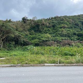 沖縄県 浜比嘉島❗️レンタル土地150坪❗️