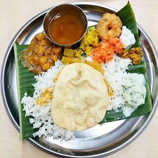スパイスの極意を学んで南インド料理を作ろう!〜基本のベジミールス...