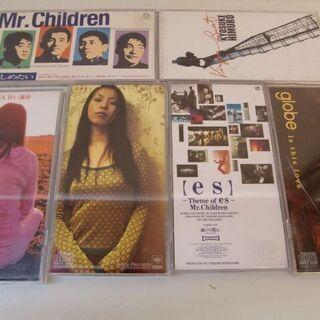 中古 音楽CD(8cm) 画像の物全て 800円