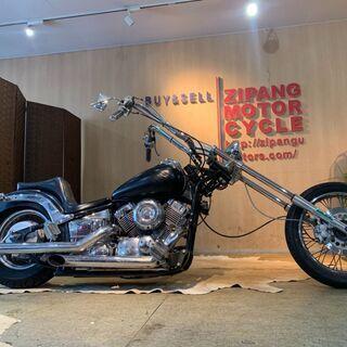 ヤマハ ドラッグスター400 400cc アメリカン フルカスタ...