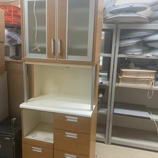 【値下げ中】食器棚いかがですか⁇