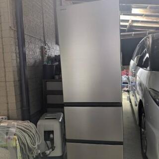 HITACHI冷蔵庫 315リットル 2020年製 美品