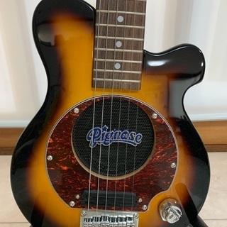 ピグノーズ ギターアンプ内臓