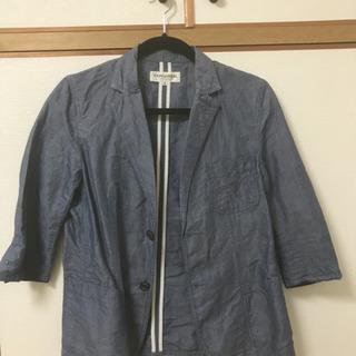 ヴァンキッシュ七分袖ジャケット