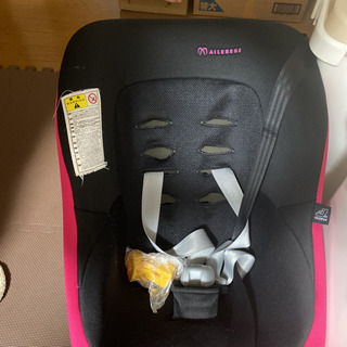 エールベベ チャイルドシート ピンク ISOFIX対応 新生児