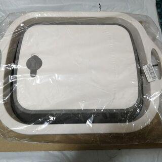これは便利!最新型洗い桶 折りたたみ バケツ シリコン キッチン 湯おけ 抗菌 10L 大容量  - 売ります・あげます