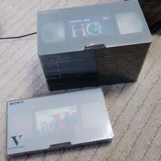 VHSテープ(未開封)120 6本セット