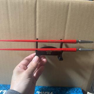 【ネット決済】プロフ必読!映画村で買った飾り用箸。