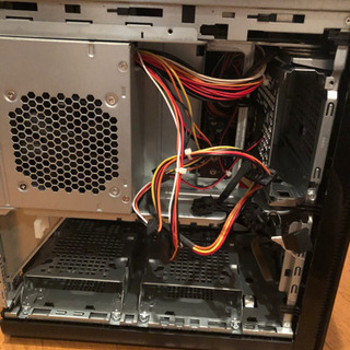 Dell XPSタワー ケース、マザーボード、クーラー - パソコン
