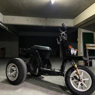 ジャイロx  リフトアップ車両の画像