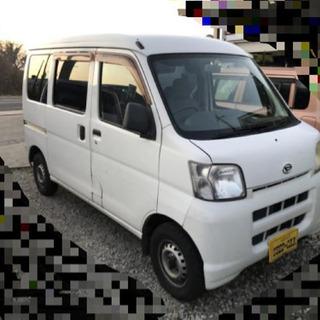 【ネット決済】車検付き!19年ハイゼット 5MT