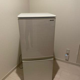 ※急募※【SHARP】ノンフロン 2ドア 冷蔵庫 美品