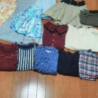 【美品】衣類14点 レディース