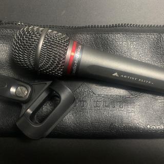 audio technica AE6100 ダイナミックマイク