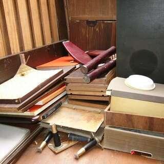解体家具 廃家具 角材 パレットなど木屑として回収いたします。