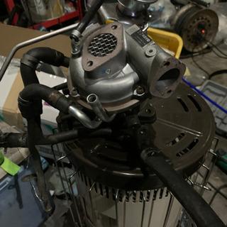 F6Aエンジン・スクラムATターボから外したリビルトタービン