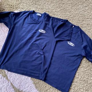 洗い替え用必須!千歳富丘中学 指定Tシャツ