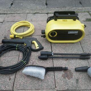 KARCHER ケルヒャー 家庭用高圧洗浄機 JTK38