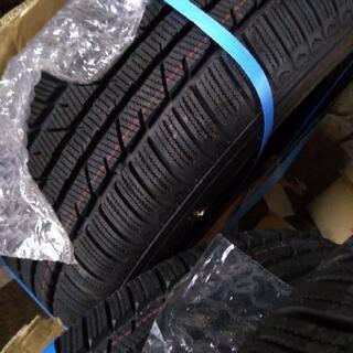 新品ホイル付き 新品スタッドレスタイヤ4本 195 65R…