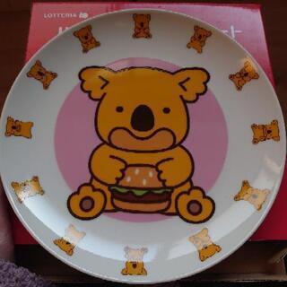 コアラのマーチお皿