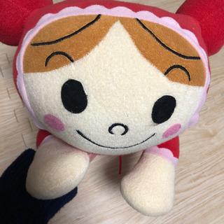 【ネット決済・配送可】赤ちゃんマン サイズ50cmくらい ぬいぐるみ
