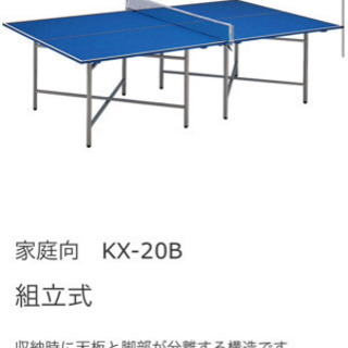 フルサイズ 卓球台 ピンポン!セット