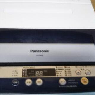 【配達出来ます!】★美品★2013年 Panasonic 6kg電気洗濯機 - 京都市