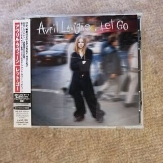 アヴリル·ラヴィーン Avril Lavigne 「Let…