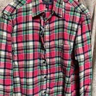 ユニクロ 長袖のシャツ中古 Sサイズ