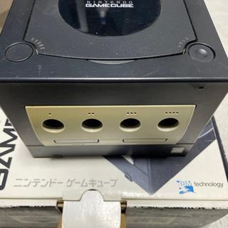 <終了>【販売】ゲームキューブ※電源ケーブル(ACアダプター)が...