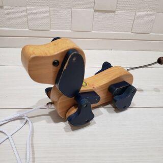 お散歩わんちゃん室内用 木製