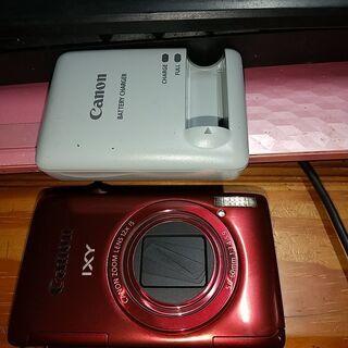 Canon IXY51S デジカメ