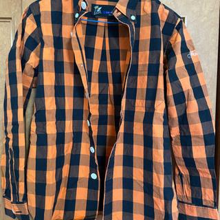 【美品】FAT長袖シャツ - 服/ファッション