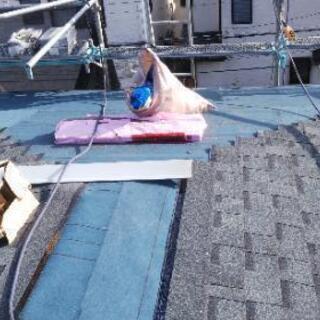屋根、板金壁工事