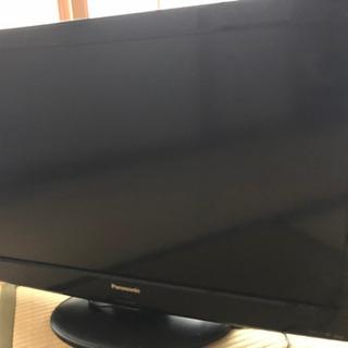 【値下げ】Panasonic32型液晶テレビ綺麗