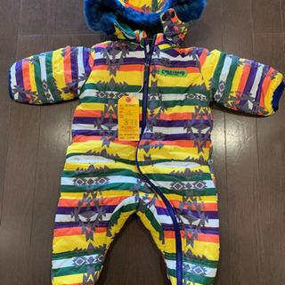 新品 70㎝チャンプベビー ジャンプスーツ